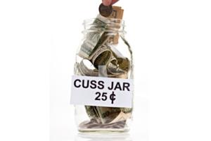 Cuss-Jar